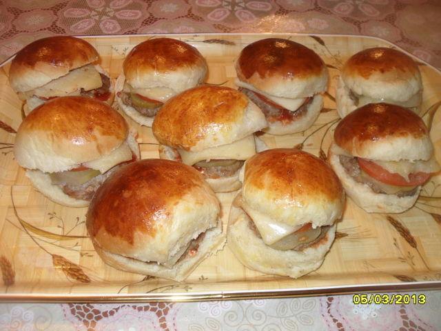 Чизбургеры